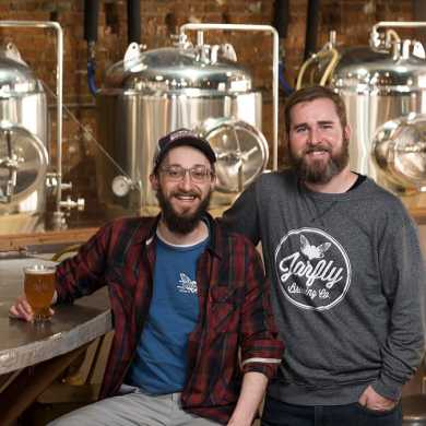 Jarfly Brewing Co. Sees Growth Beyond Taproom